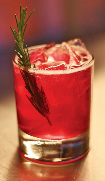 The Beet Goes On Cocktail