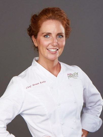 Chef Renée Kelly