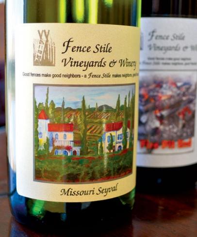 Fence Stile Wine