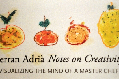 Ferran Adrià Notes on Creativity